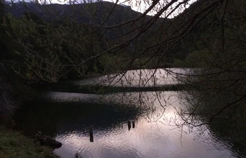 Una Tarde en la Laguna